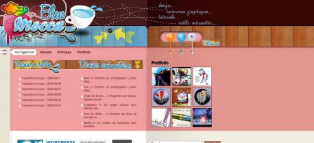 BleuMocca - les meilleurs tutoriaux et ressources gratuites pour webmasters et graphistes...